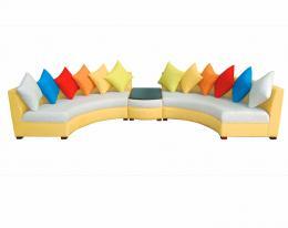 Fabric Sofa - SS 001