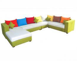 Fabric Sofa - SS 005