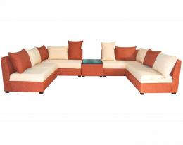 Fabric Sofa - SS 006