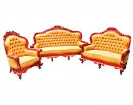 Fabric Sofa - SS 0014