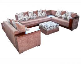 Fabric Sofa - SS 0027