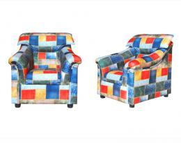 Fabric Sofa - SS 0033