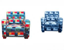 Fabric Sofa - SS 0044